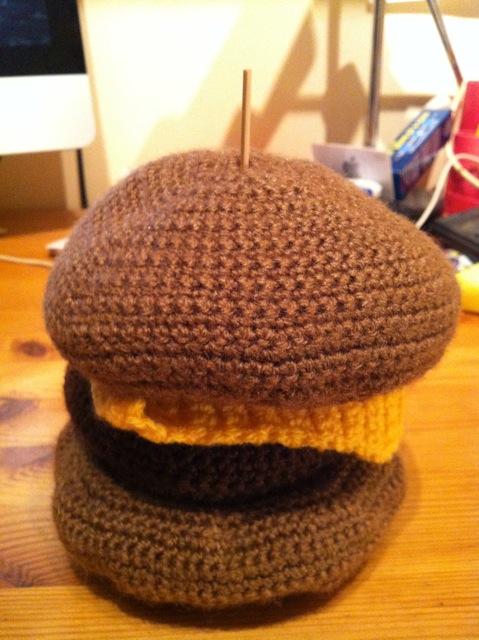 Luke Fernando Burger Stitching 1